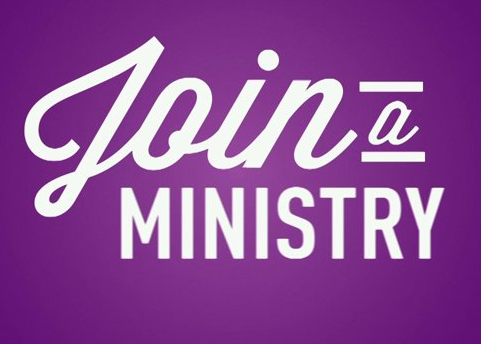 Join a Ministry